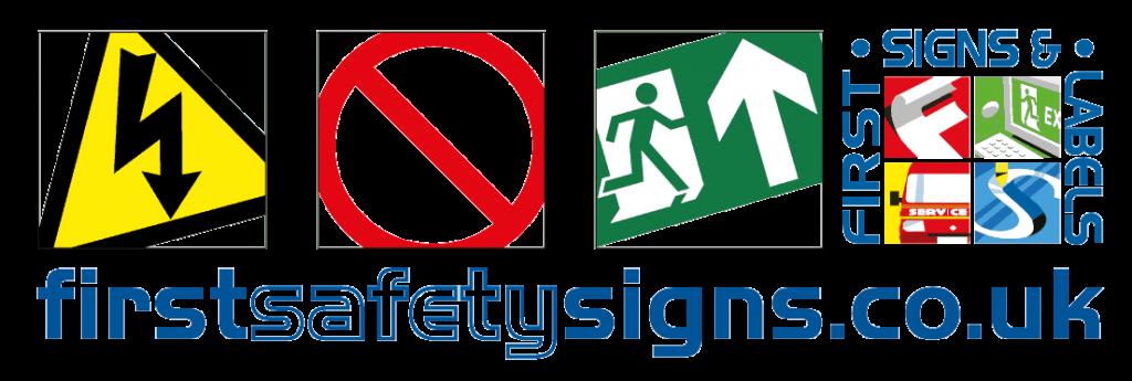 Health & Safety Signs Website LOGO