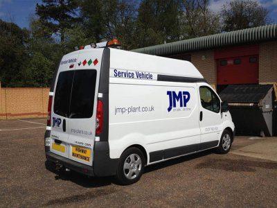 JMP Van