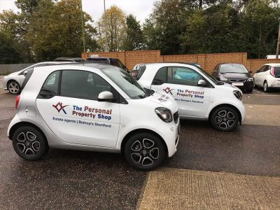 The Personal Property Shop Fleet